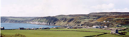 Church Bay, Rathlin Island